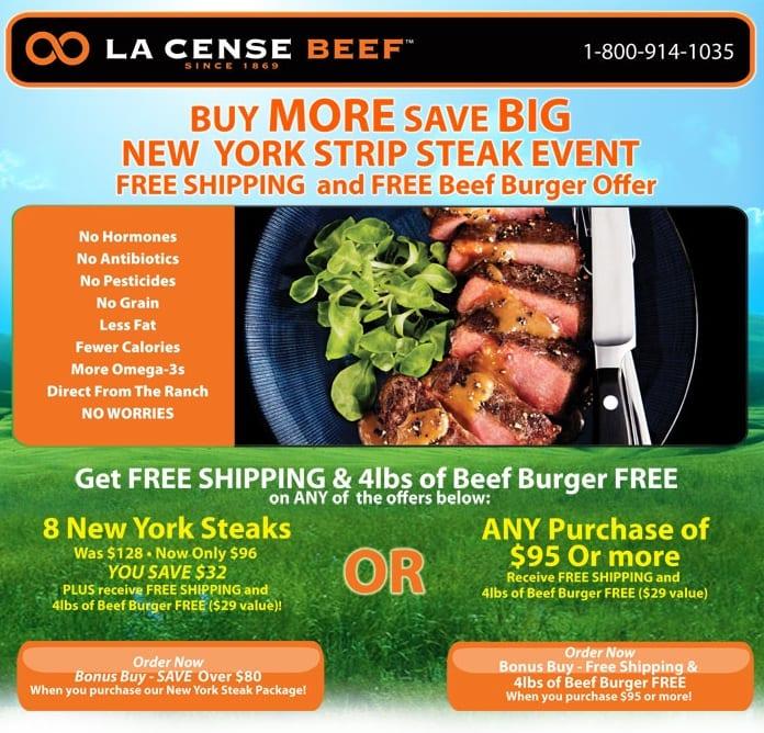 Image result for la cense beef