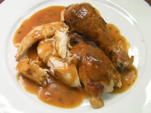 Roasted Chicken Sauce