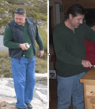 Three Years 60 Pounds