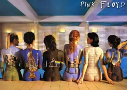 Pink Floyd  The AlBUMs