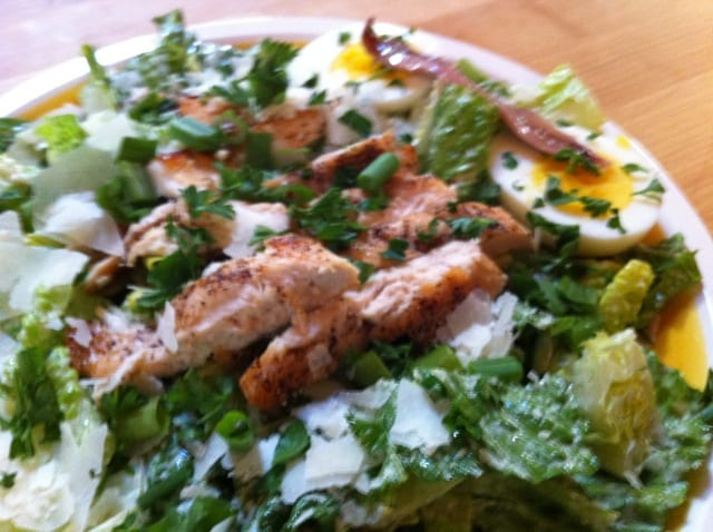 The Chicken-Fried Pork Belly Caesar Recipes — Dishmaps