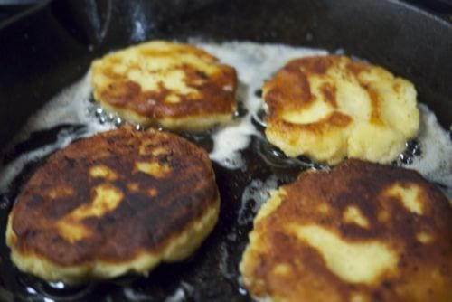 Potato Pankakes