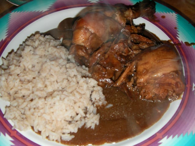 Chicken mole2