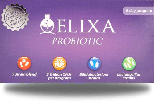 Elixa Probiotic Version 3.0 Now Available