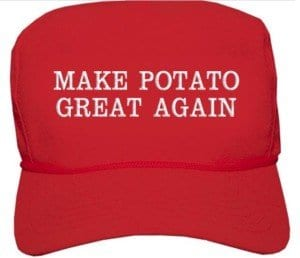 The Potato Hack is Making Potato Great Again