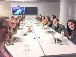 Huffington Post Leftist Feminist Choir-Cloister