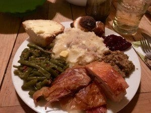 The Thanksgiving Deal 2016
