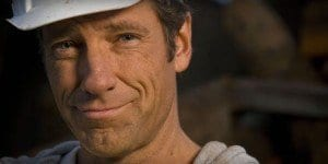 Mike Rowe Having To Deal With Leftist-Feminist Fucktard Gillian Branstetter Is His Dirtiest Job Ever