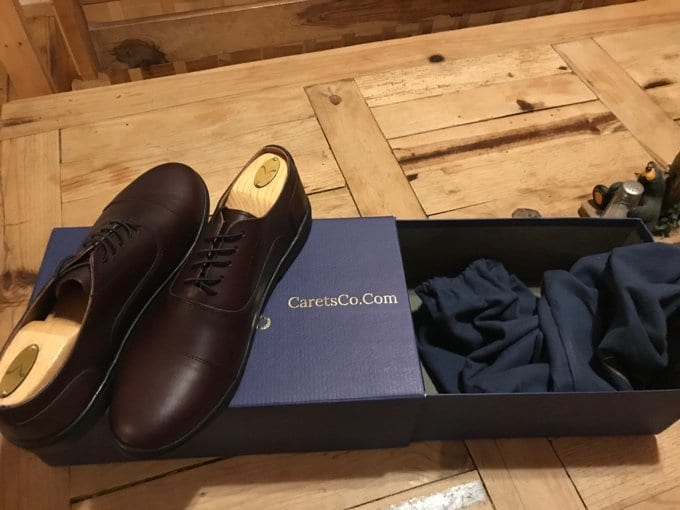 Carets Minimalist High Tech High Quality Dress Shoes For Men